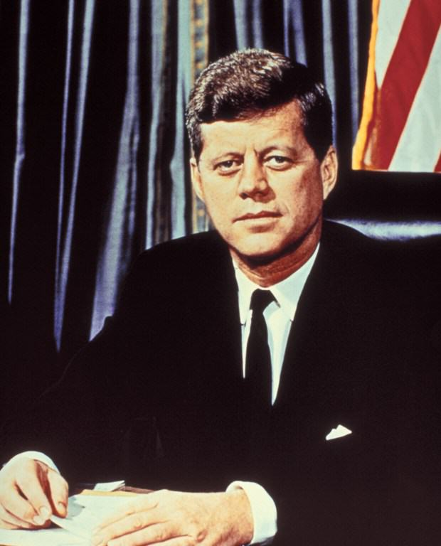 Woman Suing U.S Government For $10 Million Over JFK Assassination Footage getty