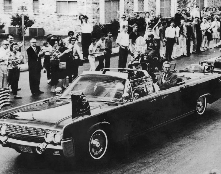 Woman Suing U.S Government For $10 Million Over JFK Assassination Footage getty2