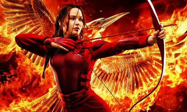Jennifer Lawrence Removed From Israeli Hunger Games Posters %name