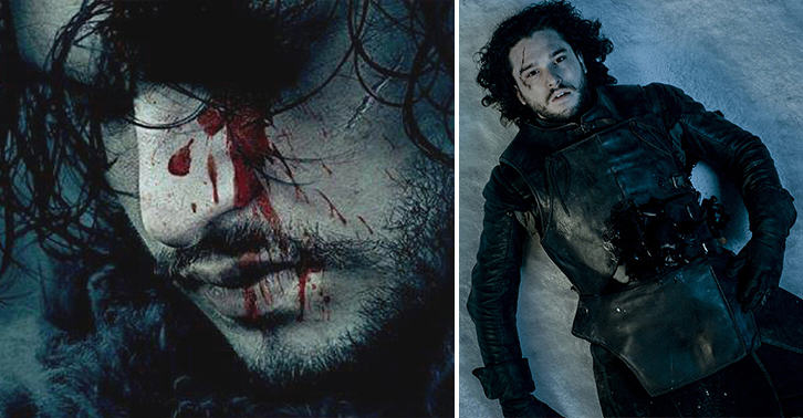 HBO Just Confirmed The Biggest Game Of Thrones Rumour To Date jon snow FB