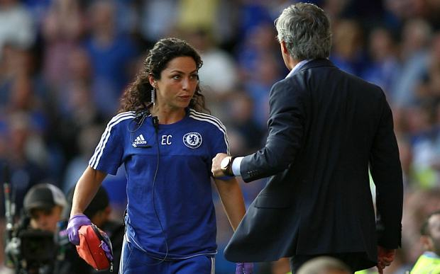 Barclays Premier League 2015/16 Chelsea v Swansea City Stamford Bridge, Fulham Rd, London, United Kingdom - 8 Aug 2015