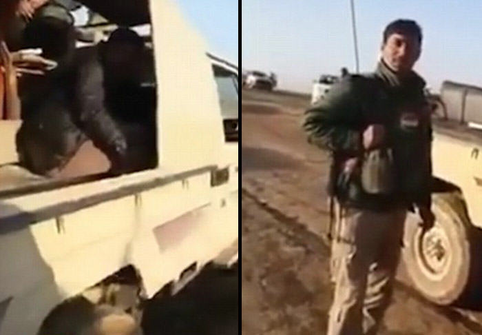 Isis Terrorist Cries Like A Baby After Being Captured liveleak 3