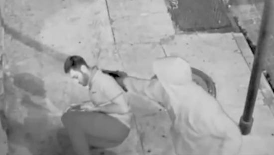 Criminal Turns On Med Student Who Tried To Save Woman Being Robbed medical st