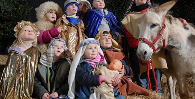 Nine Things That Would Happen During The School Nativity natvity