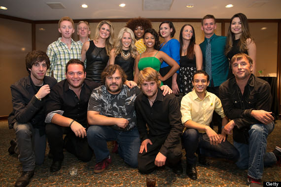 The School Of Rock Cast Had A Reunion And It Was Excellent o SCHOOL OF ROCK 570