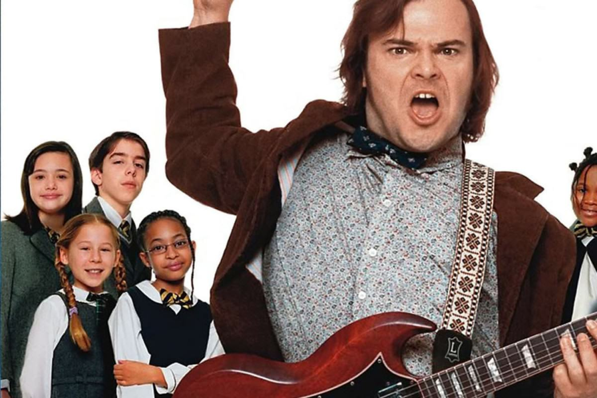 The School Of Rock Cast Had A Reunion And It Was Excellent o SCHOOL OF ROCK facebook1 1200x800
