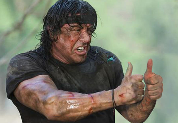 Sylvester Stallone Names Who He Wants To Succeed Him As Rambo rambo