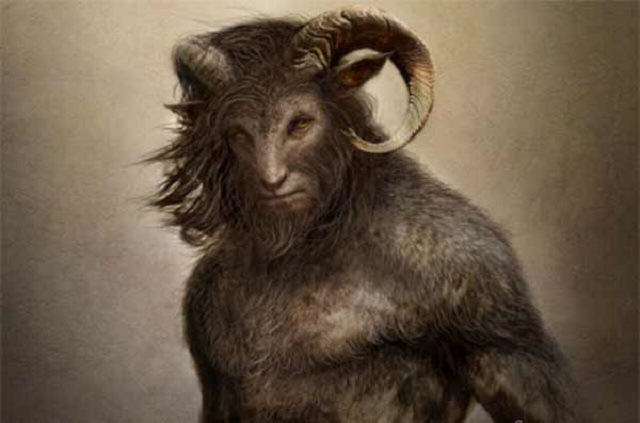 Internet Loses Its Mind Over Alleged Sightings Of Goatman real goat man hybrid