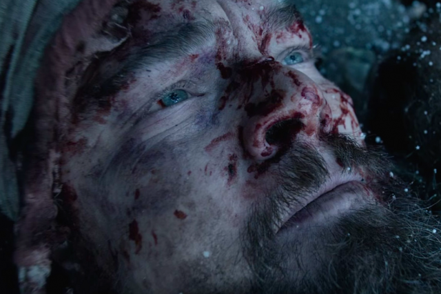 Leonardo DiCaprio May Just Get His Oscar If The Revenant Lives Up To Its Hype revenant2 640x426