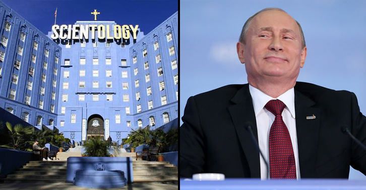Russia Has Just Banned The Church Of Scientology In Moscow scientology russia FB
