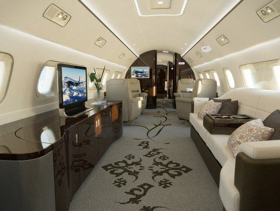 This Is What A $53 Million Jet Looks Like sexy jet 4