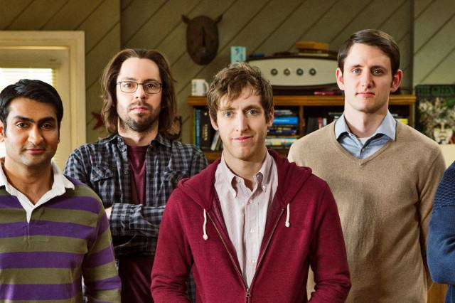 There Were So Many Times TV Kicked Films Arse In 2015 silicon valley cast shot 640x426