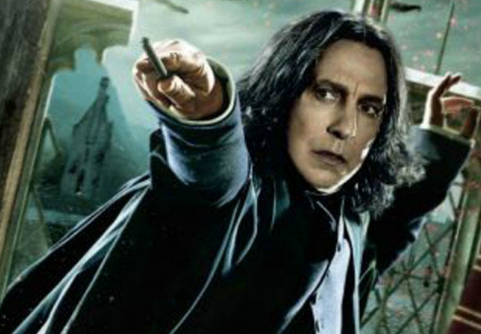 J.K. Rowling Explains One Of Harry Potters Most Complex Storylines snape3