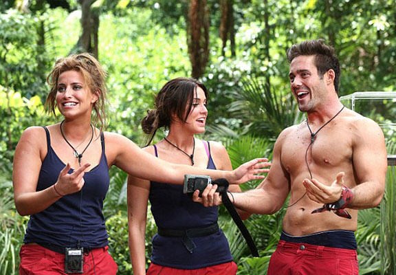Spencer Matthews Reveals Steroid Addiction Is Reason For Im A Celebrity Exit spencer celeb WEB 3