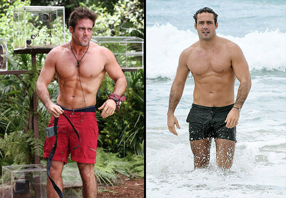 Spencer Matthews Reveals Steroid Addiction Is Reason For Im A Celebrity Exit spencer celeb WEB
