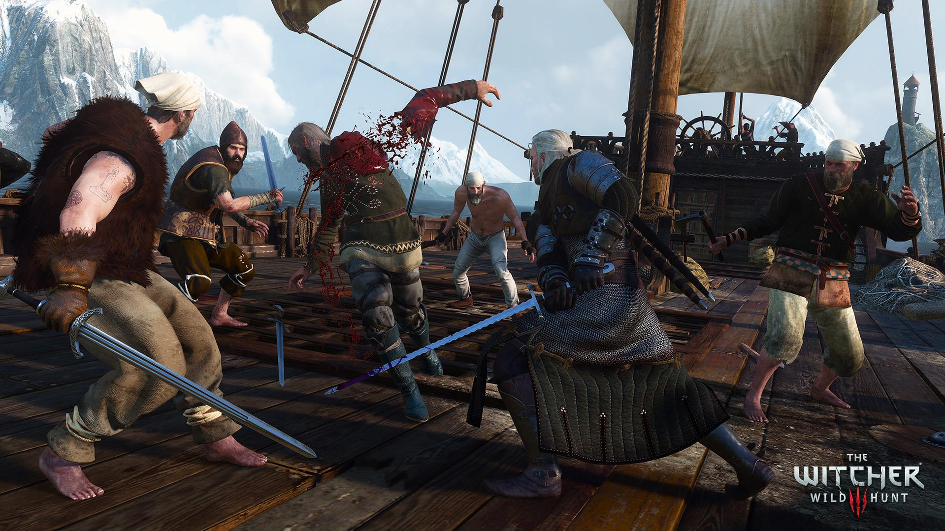 The End Of Year Trailer For Witcher 3 Is Just Epic the witcher 3 4