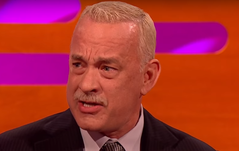 Tom Hanks Graham Norton