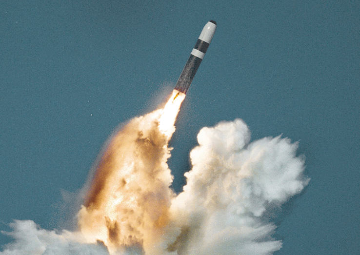 Britains Trident Nuclear Weapons Can Be Hacked, According To Experts trident