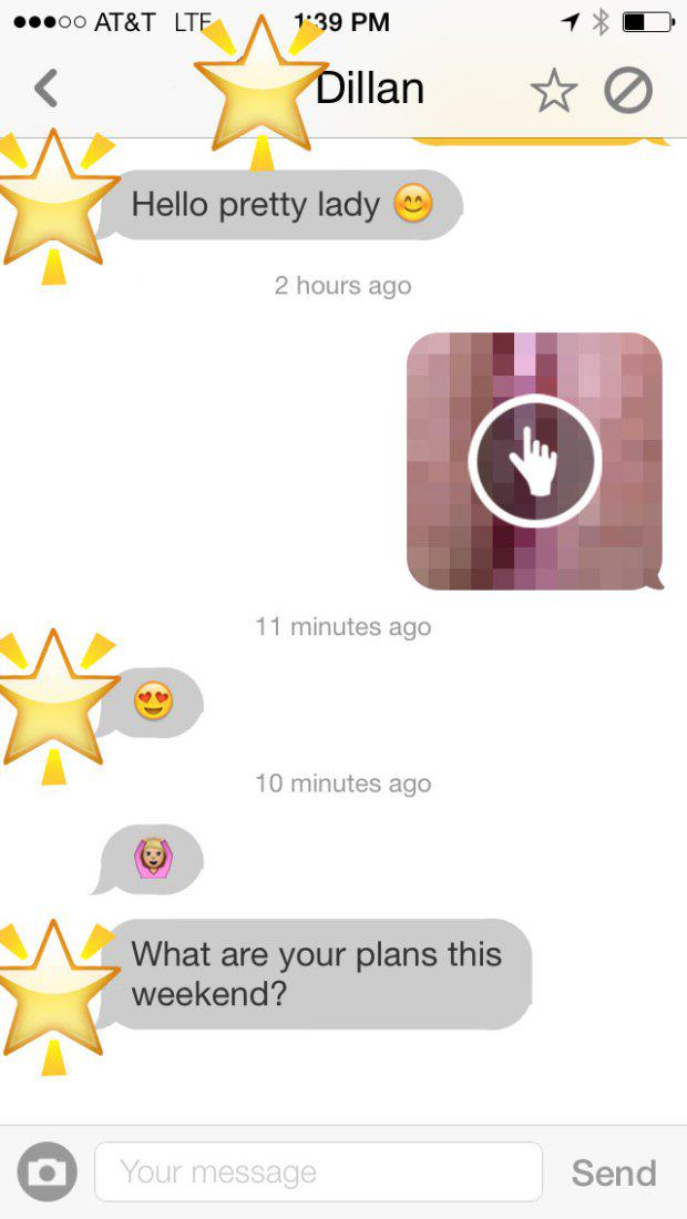 Woman Sends Men Unsolicited Pictures Of Her Vagina, This Is The Result v pics 4