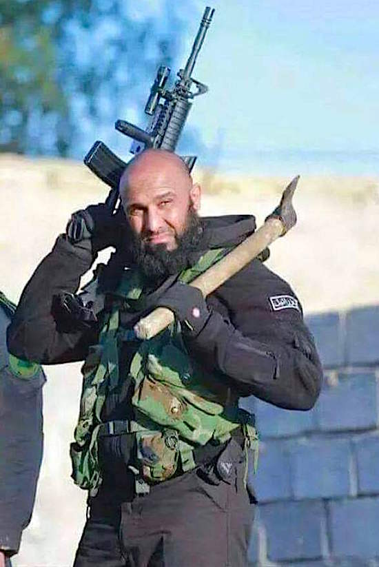 The Iraqi Rambo Has Killed 1,500 ISIS Members And Is A Beast vocativ
