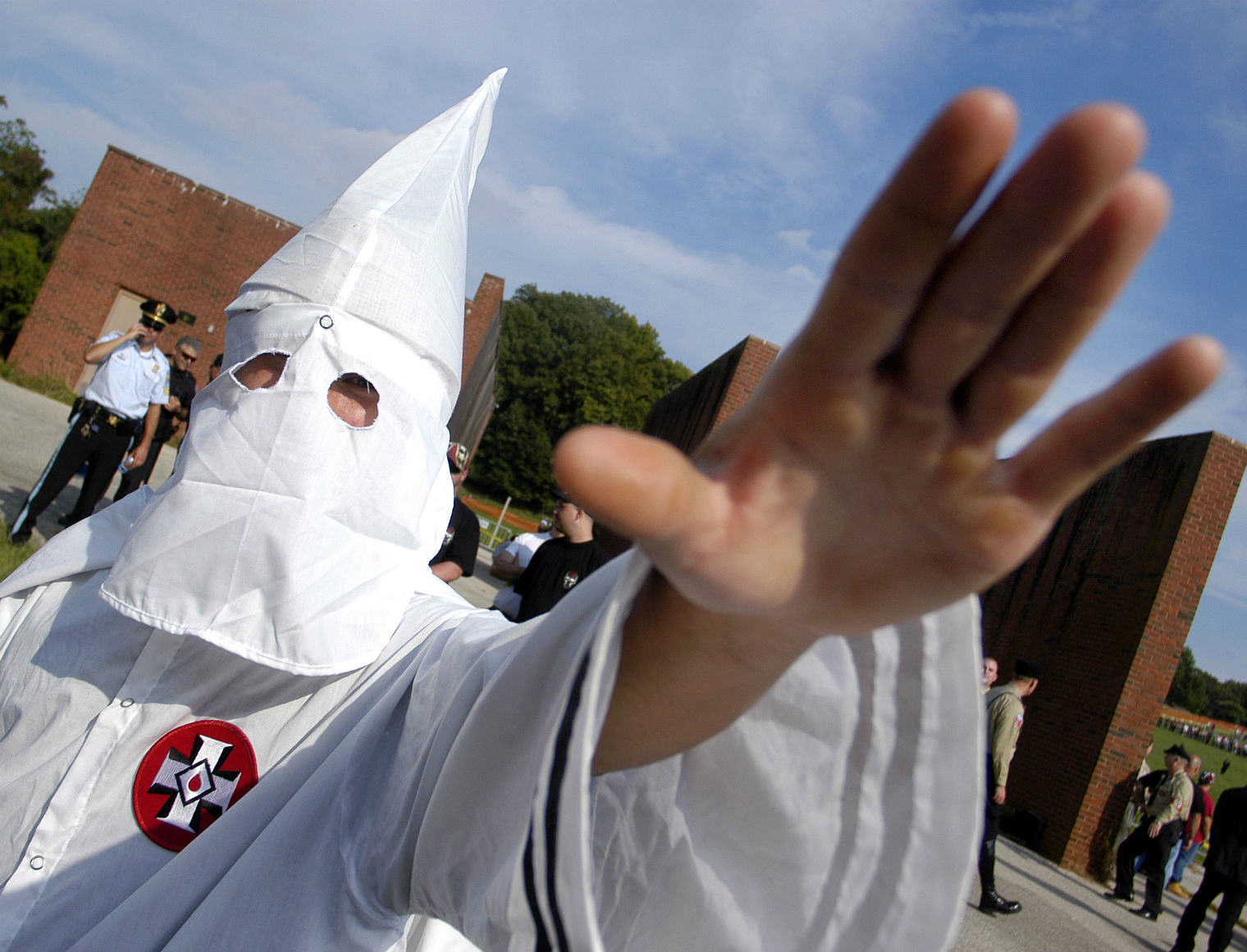 Heres How White Supremacists Are Bigger Threat To U.S. Than Islamists white terrorism 1