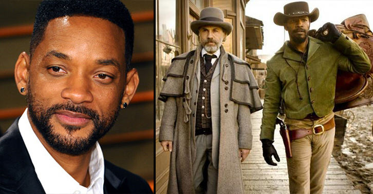 Will Smith Explains Why He Turned Down Lead Role In Django Unchained will django FB