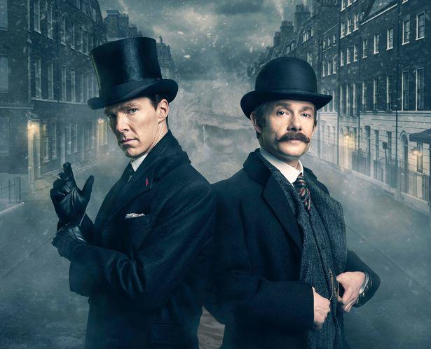 The Twelve Best Shows To Watch On TV This Christmas xmas tv 2