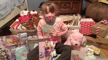 Brave Little Girl Who Lost Family In Arson Attack Gets Her Christmas Wish 12345454 937660759636144 8437608609563782821 n