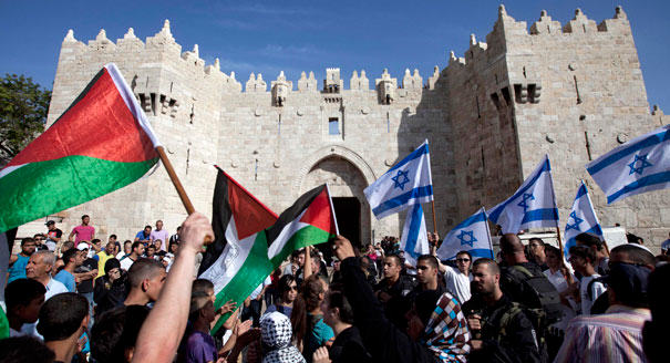 Religion Has Been Causing Conflict In Societies For Over 2,000 Years 130730 israel palestine ap 328