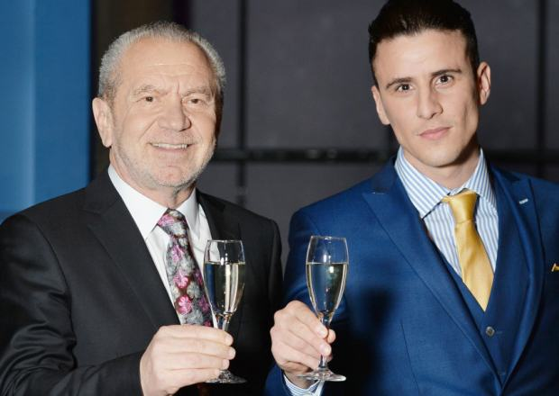 Apprentice Star Describes Himself As F*cking Player And Details Orgy With Female Contestant 1359285315