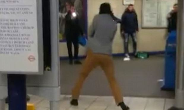 #YouAintNoMuslimBruv: Britons React In A Very London Way To Tube Station Stabbing 17471