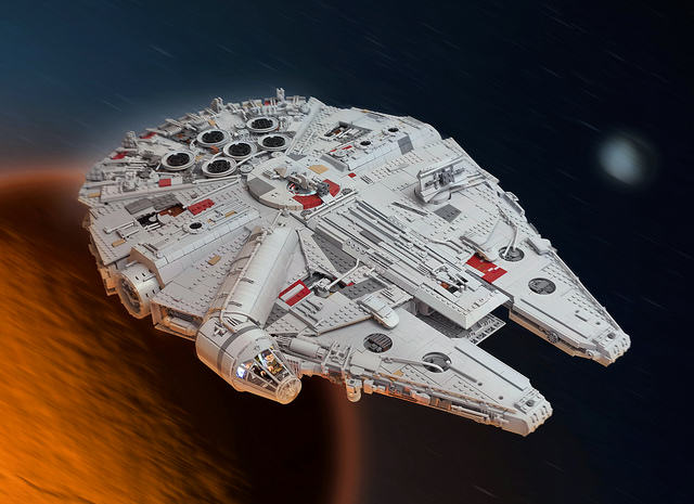 Check Out This Amazingly Detailed Lego Millennium Falcon 23325265223 21367a1096 z 1