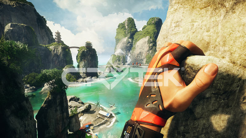 Crytek Announce Oculus Rift Title The Climb With New Trailer 4111 display