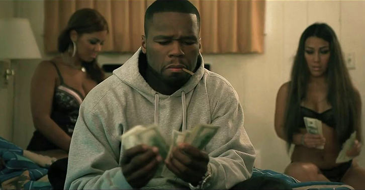 These Celebrities Had A Roller Coaster Of A Year In 2015 50 cent FB