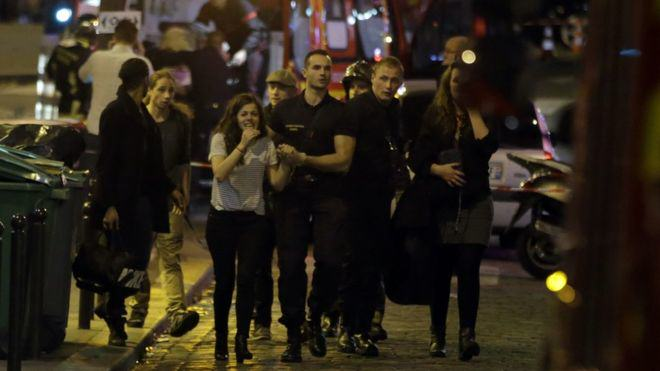 Paris Attacks: Plot Leader Travelled To UK To Meet With Terror Suspects 87049957 hi030108644