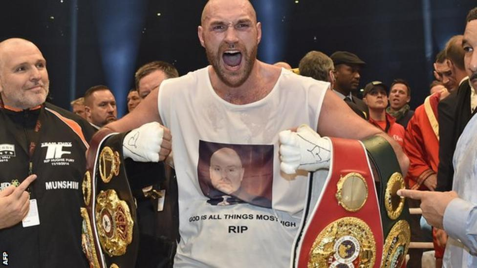 Tyson Fury Stripped Of World Title Just Weeks After Winning It 87109450 tyson fury afp2