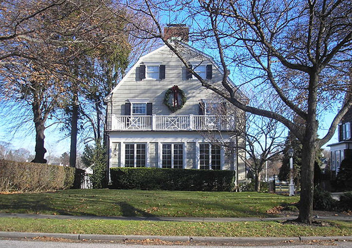 The Five Creepiest Murder Houses You Can Actually Buy Amityville house