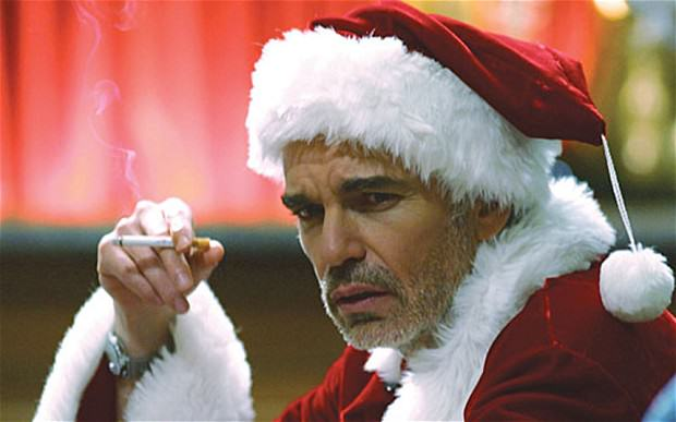 Billy Bob Thornton Says He Was Drunk Every Day Filming 'Bad Santa'