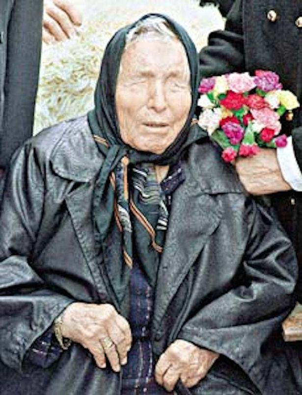 This Blind Bulgarian Psychic Predicted The Rise Of ISIS Years Ago, Apparently Baba Vanga Wikimedia