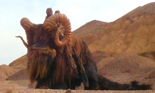 Five Aliens From Star Wars That Basically Exist In Real Life Bantha 002