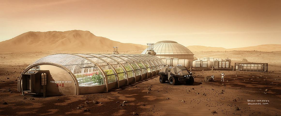 we need to get to mars before world war 3 starts  says