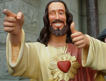 Forensic Scientists Reveal What Jesus Face Would Have Looked Like Buddy christ