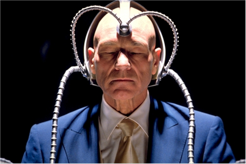 Guy Trolls 80 Year Old Woman, Ends Up On FBI Watchlist Cerebro dr charles xavier