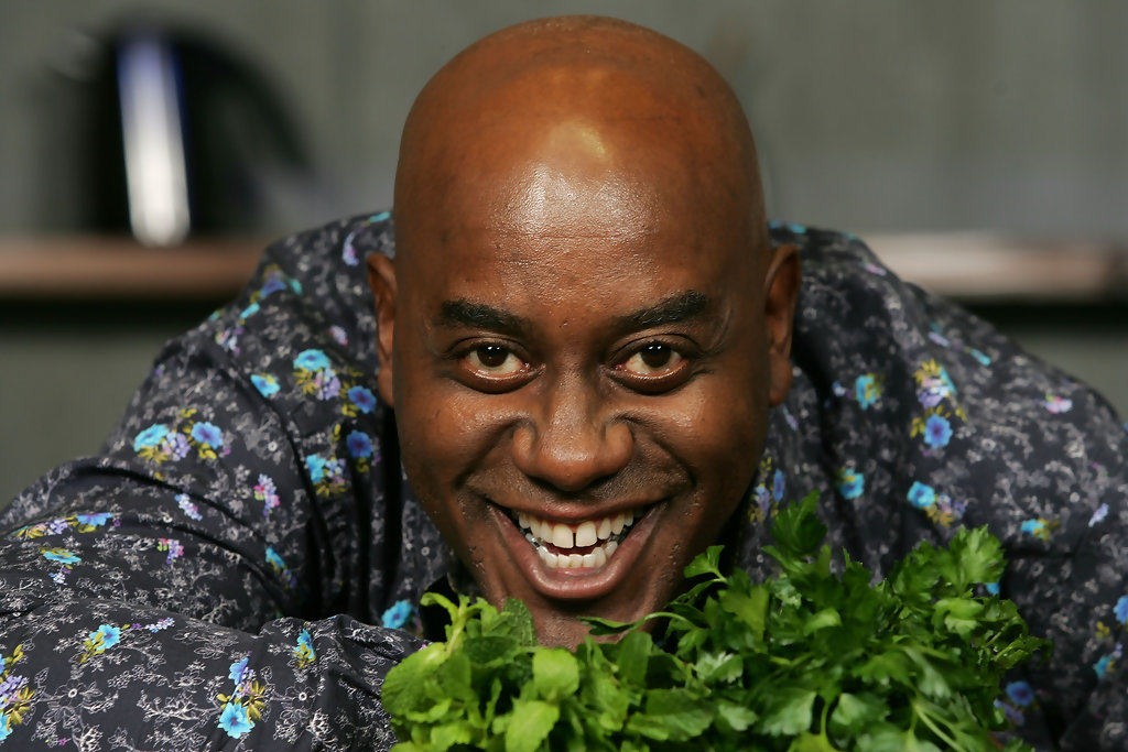 ITV News Confused Ainsley Harriott And Sir Lenny Henry, Internet Reacts Hilariously Chef Ainsley Harriot Promotes Cookbook Melbourne X8hqiHSYgOUx