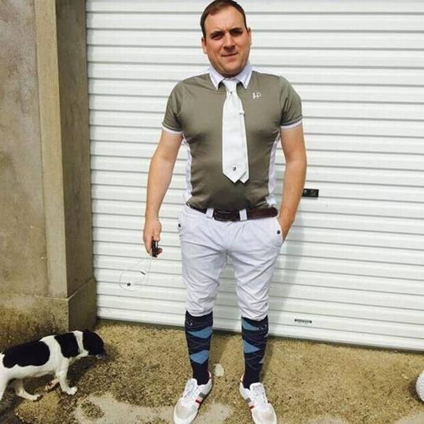 Catastrophically Drunk Man Couldnt Get Taxi Because Of His Horse Coleraine showjumper Walter Stewart