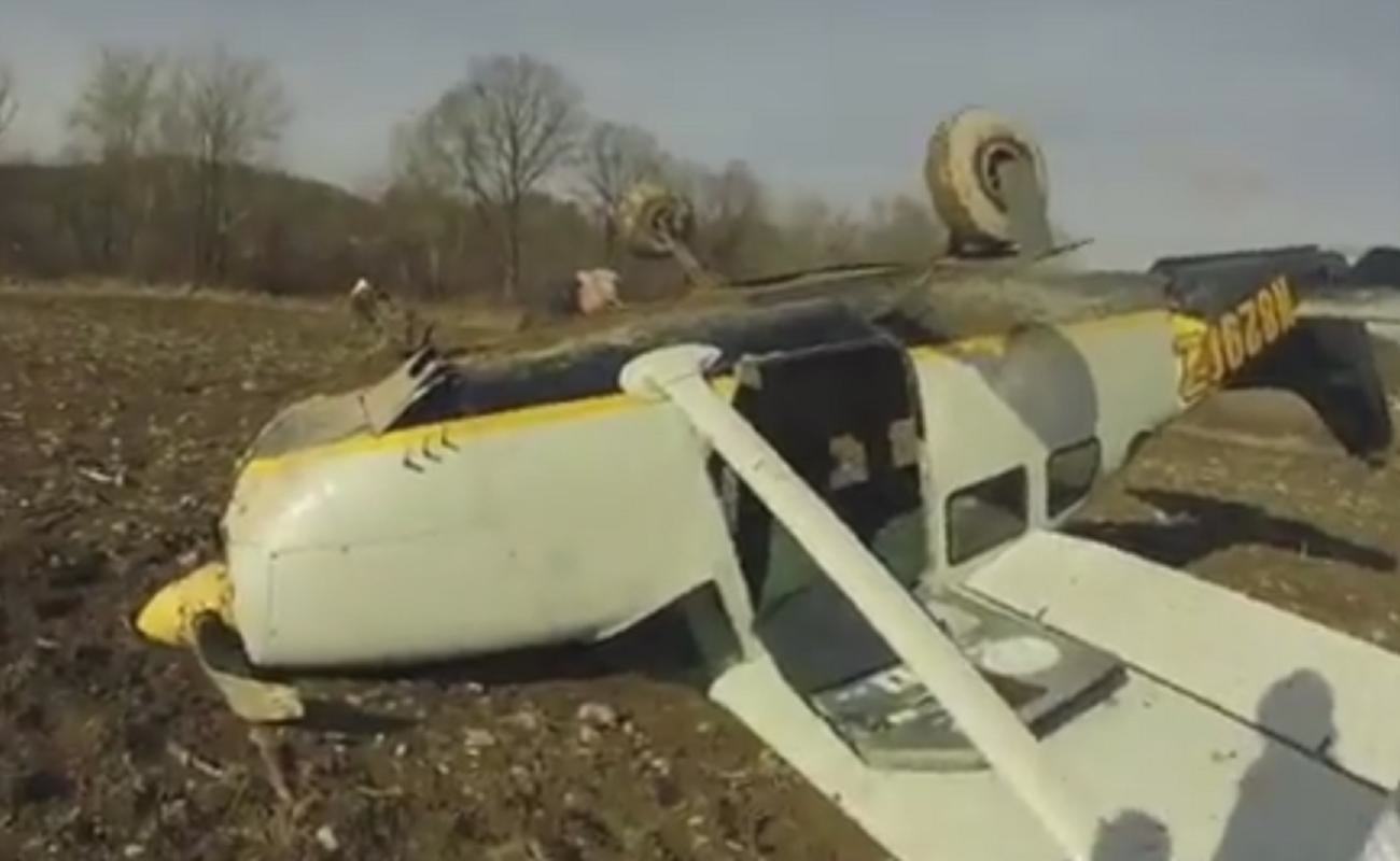 Terrifying Video Shows What Happens Inside A Plane Crash Crash 2593565a