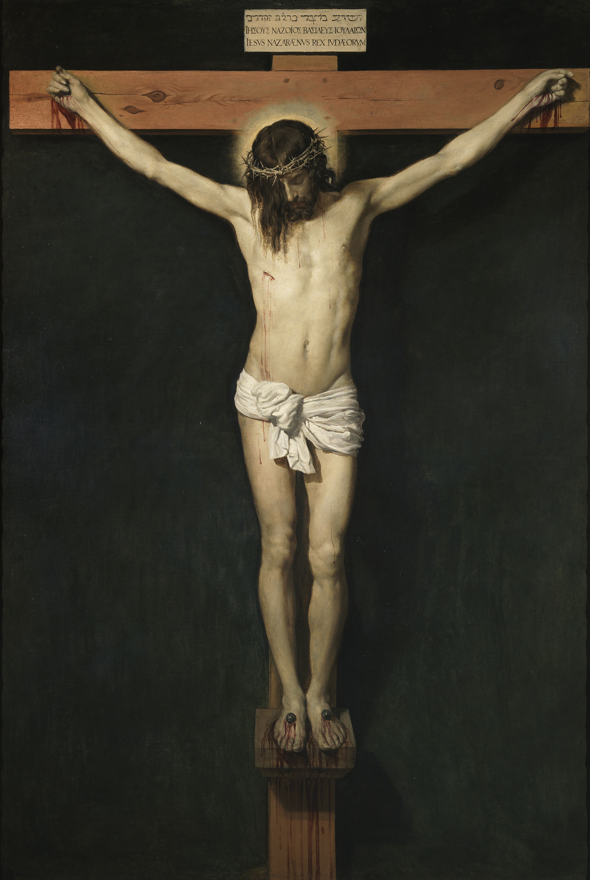 Artist Crucifies Katie Hopkins To Raise Money For Syrian Refugees Cristo crucificado 4