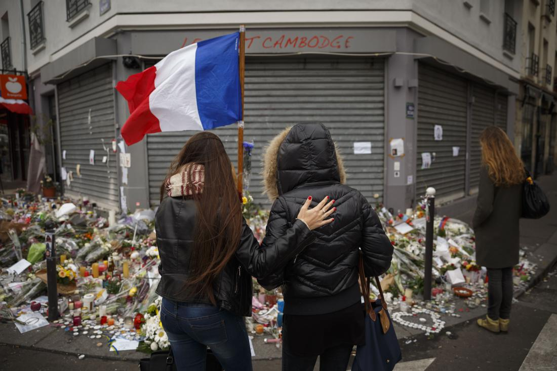 France Paris Attacks