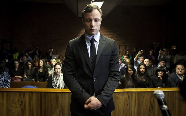 Oscar Pistorius Has His Manslaughter Verdict Changed To Murder EPA