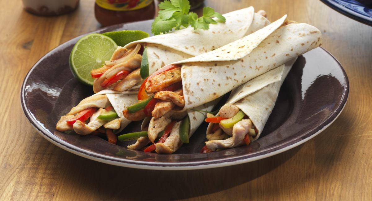 Five Awesome Meals Your Xmas Leftovers Can Be Made Into Easy Leftover Turkey Fajitas 16x9